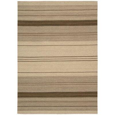 Kathy Ireland Griot Kalimba Clove Area Rug Rug Size: 53 x 75