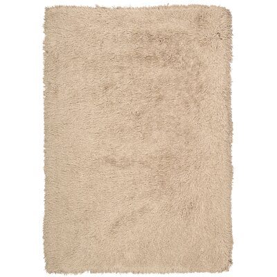 Studio Kathy Ireland Sunset Boulevard Hand-Woven Quartz Area Rug Rug Size: Rectangle 76 x 96