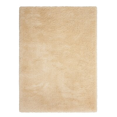 Kathy Ireland Yummy Shag Bone Area Rug Rug Size: Rectangle 710 x 910