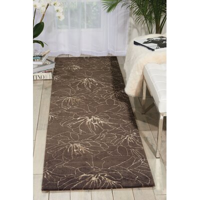Palisades Wildflowers Hand-Tufted Gray Area Rug Rug Size: Rectangle 39 x 59