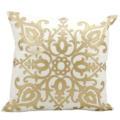 Luminescence Cotton Throw Pillow