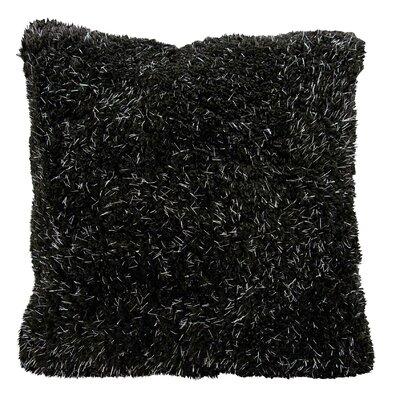 Cynitria Throw Pillow Color: Black