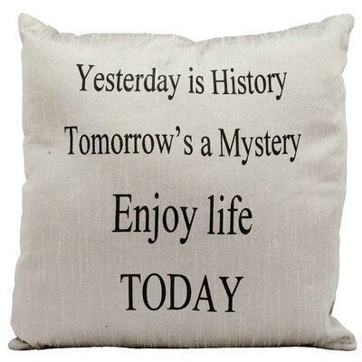 Life Styles Throw Pillow