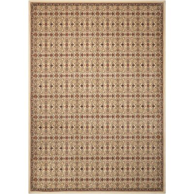 Antiquities Brown Area Rug Rug Size: Rectangle 910 x 132