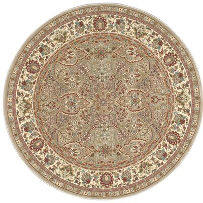 Antiquities Beige Area Rug