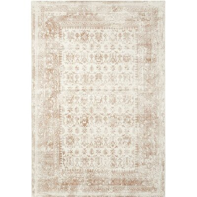 Desert Skies Hand-Loomed Beige Area Rug Rug Size: Rectangle 8 x 11
