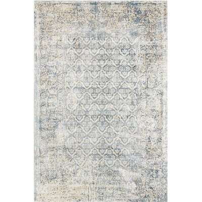 Desert Skies Hand-Loomed Blue Area Rug Rug Size: Rectangle 8 x 11
