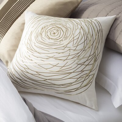 Eternity Cotton Throw Pillow