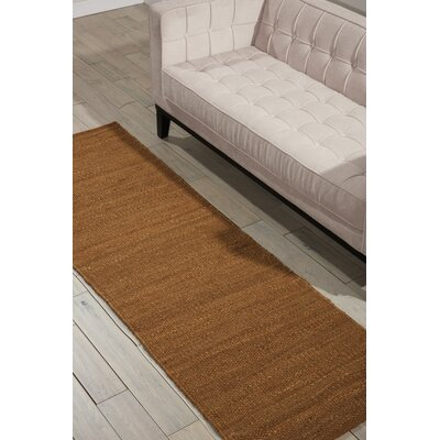 Kathy Ireland Paradise Garden Tranquil Gardens Bark Area Rug Rug Size: Rectangle 5 x 76
