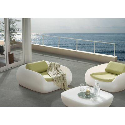 Eternity 3 Piece Deep Seating Group