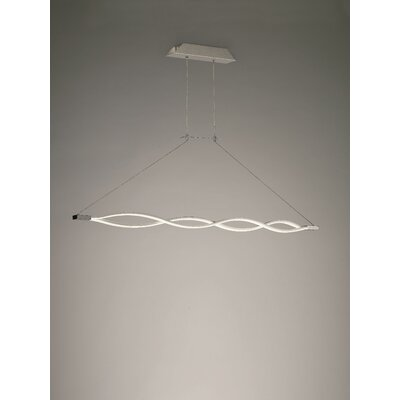 Lattice 1-Light Pendant Lamp