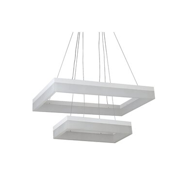 Nottingham 2-Light Geometric Pendant