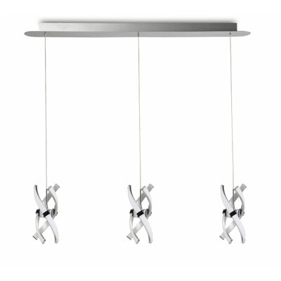 Austin 3-Light Kitchen Island Pendant