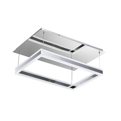 Melanie 1-Light LED Flush Mount