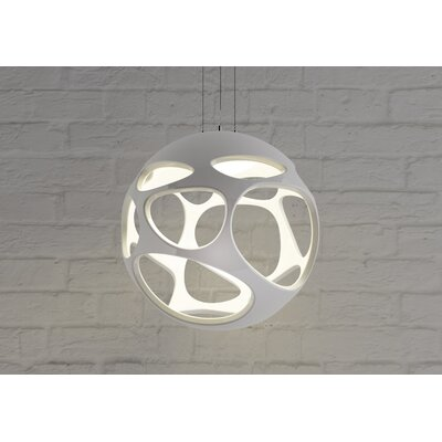Fossen 3-Light Globe Pendant