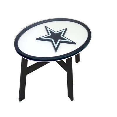 NFL End Table NFL Team: Dallas Cowboys