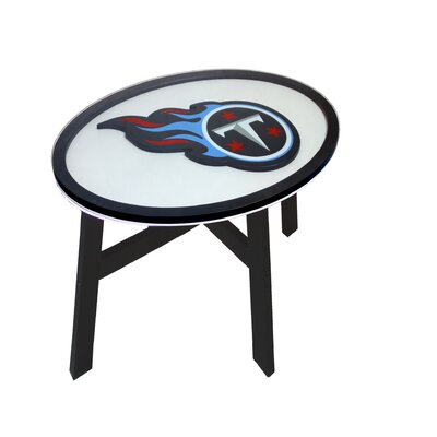 NFL End Table NFL Team: Tennessee Titans