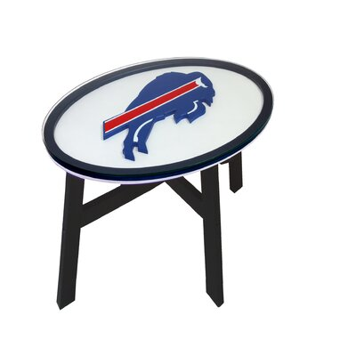 NFL End Table NFL Team: Buffalo Bills