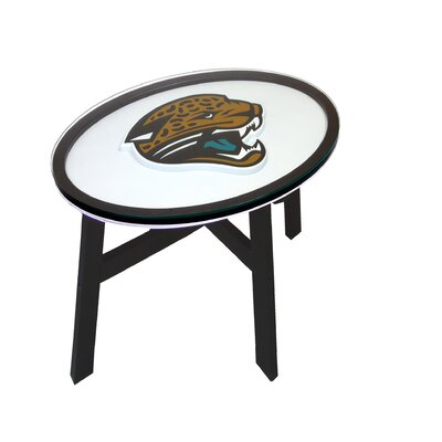 NFL End Table NFL Team: Jacksonville Jaguars