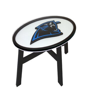 NFL End Table NFL Team: Carolina Panthers