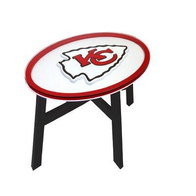 NFL End Table NFL Team: Kansas City Chiefs