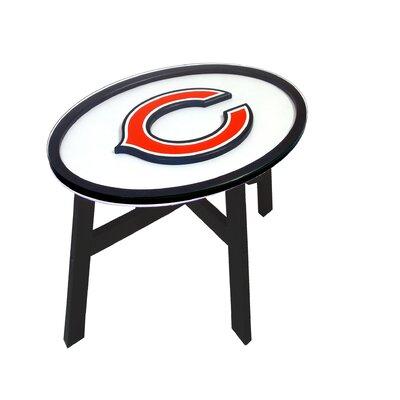 NFL End Table NFL Team: Chicago Bears
