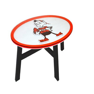 NFL End Table NFL Team: Cleveland Browns