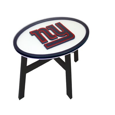 NFL End Table NFL Team: New York Giants