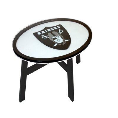 NFL End Table NFL Team: Oakland Raiders