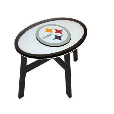 NFL End Table NFL Team: Pittsburgh Steelers