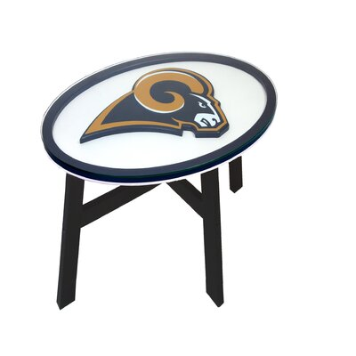 NFL End Table NFL Team: St. Louis Rams