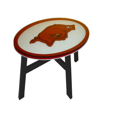 NCAA End Table NCAA Team: University of Arkansas