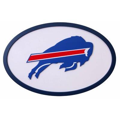 NFL Logo Graphic Art Plaque NFL Team: Buffalo Bills N0504-BUF