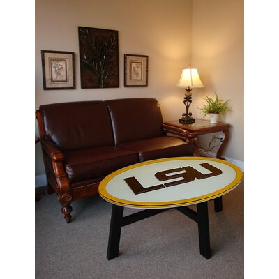 Ncaa Coffee Table NCAA Team: LSU