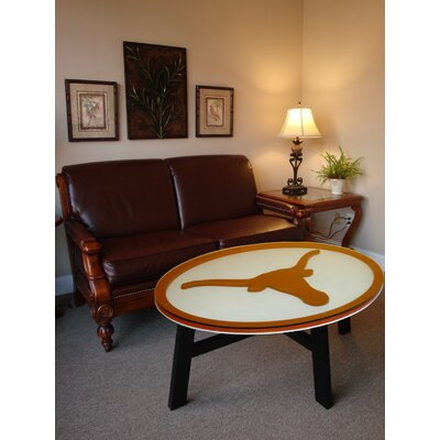 NCAA Coffee Table NCAA Team: Texas