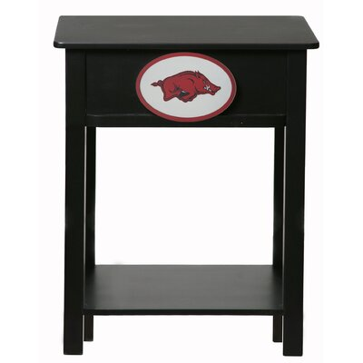 NCAA End Table NCAA Team: Arkansas