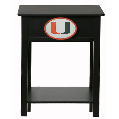 NCAA End Table NCAA Team: Miami