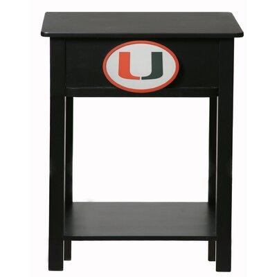 NCAA End Table NCAA Team: Miami