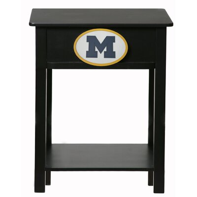 NCAA End Table NCAA Team: Michigan