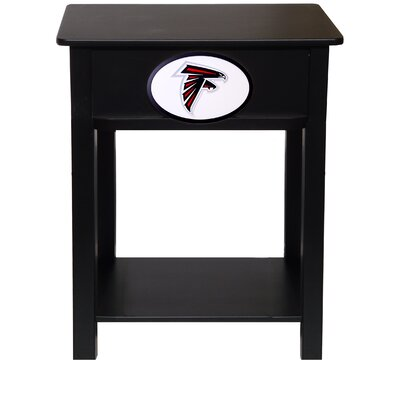 NFL End Table NFL Team: Atlanta Falcons