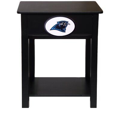 NFL End Table NFL Team: Carolina Panthers