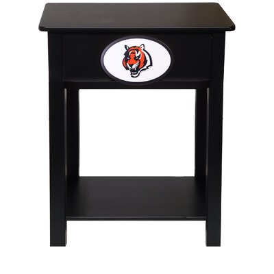 NFL End Table NFL Team: Cincinnati Bengals