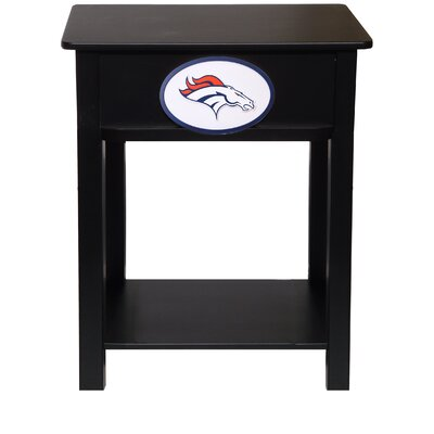 NFL End Table NFL Team: Denver Broncos