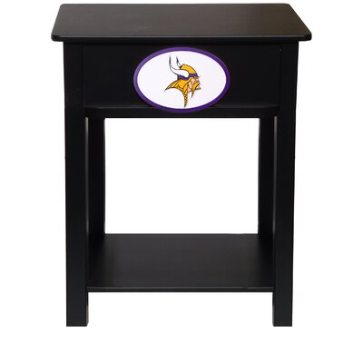 NFL End Table NFL Team: Minnesota Vikings