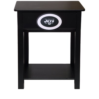 NFL End Table NFL Team: New York Jets