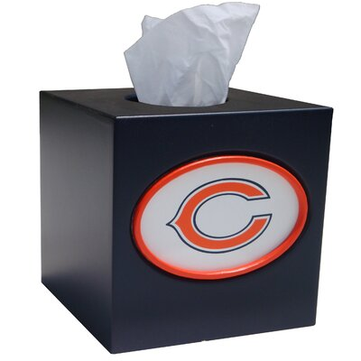 Chicago Bears Tissue Box Cover N0535-CHI
