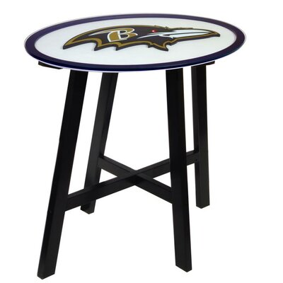 NFL Pub Table NFL Team: Baltimore Ravens