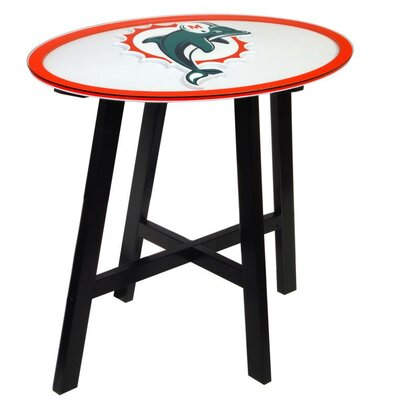NFL Pub Table NFL Team: Miami Dolphins
