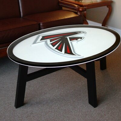 NFL Logo Coffee Table NFL Team: Atlanta Falcons