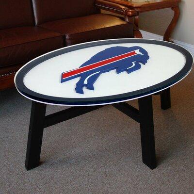 NFL Logo Coffee Table NFL Team: Buffalo Bills